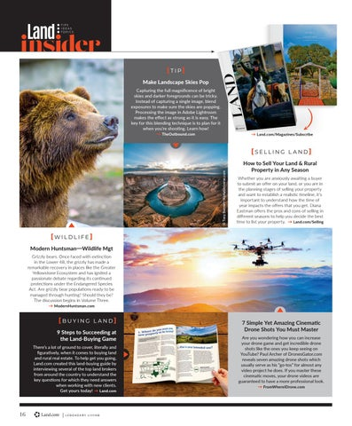 Page 20 of LAND Insider