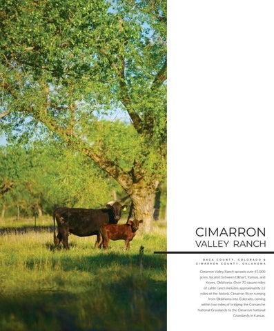 Page 2 of Cimarron Valley Ranch