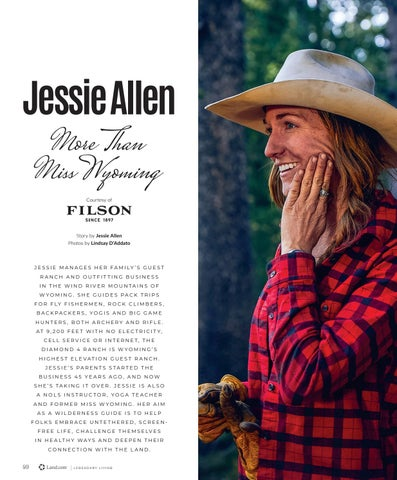 Page 44 of Jessie Allen: More than Miss Wyoming