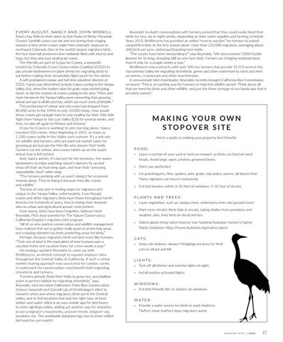 Page 51 of Looking out for our Fine-Feathered Flyers