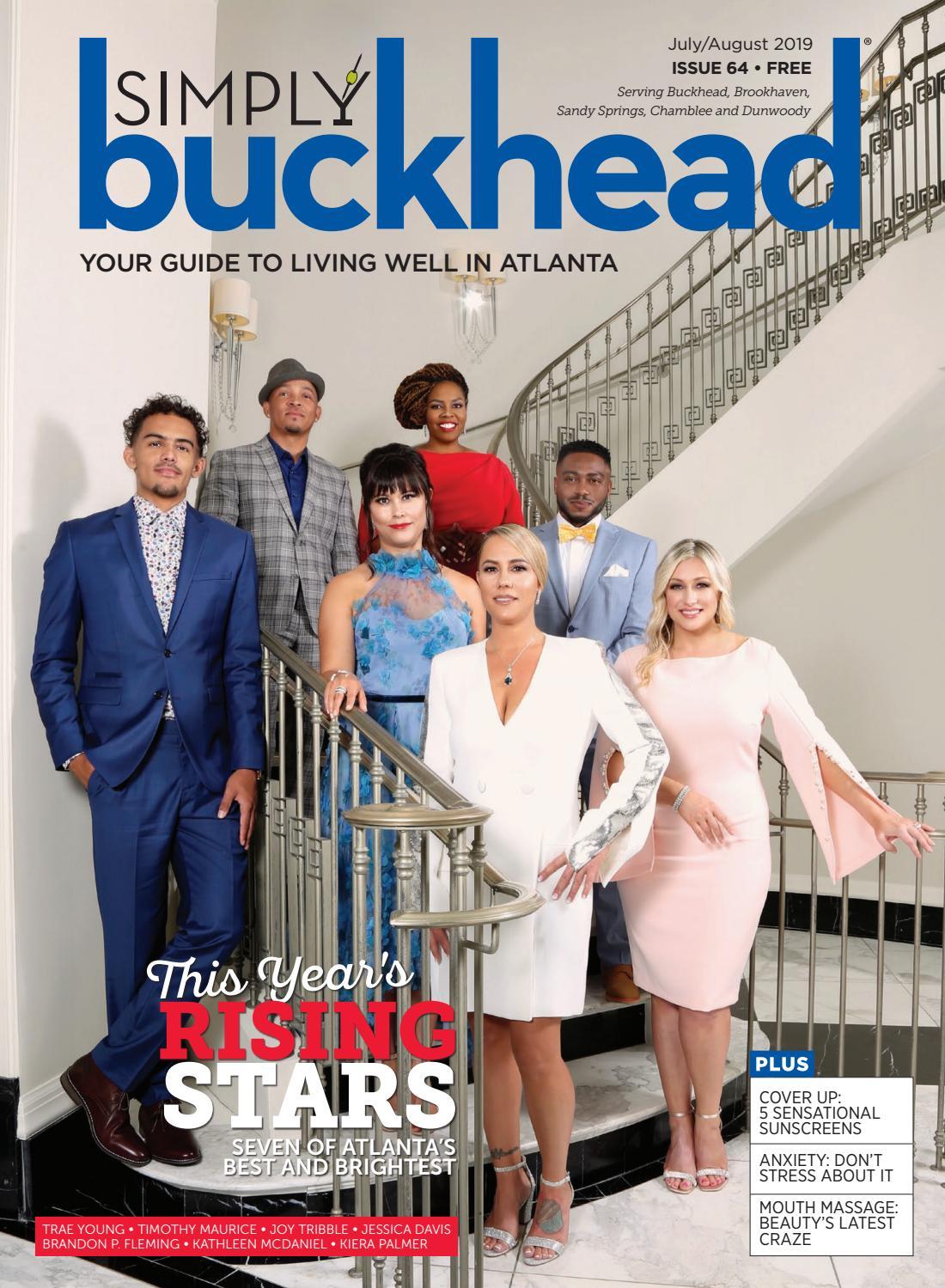 Simply Buckhead July/August 2019 by Simply Buckhead - issuu