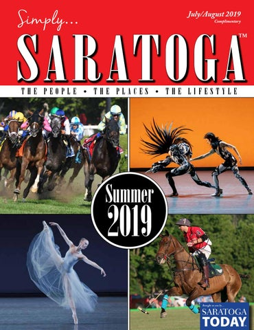 Simply Saratoga Summer 2019 by Saratoga TODAY - issuu