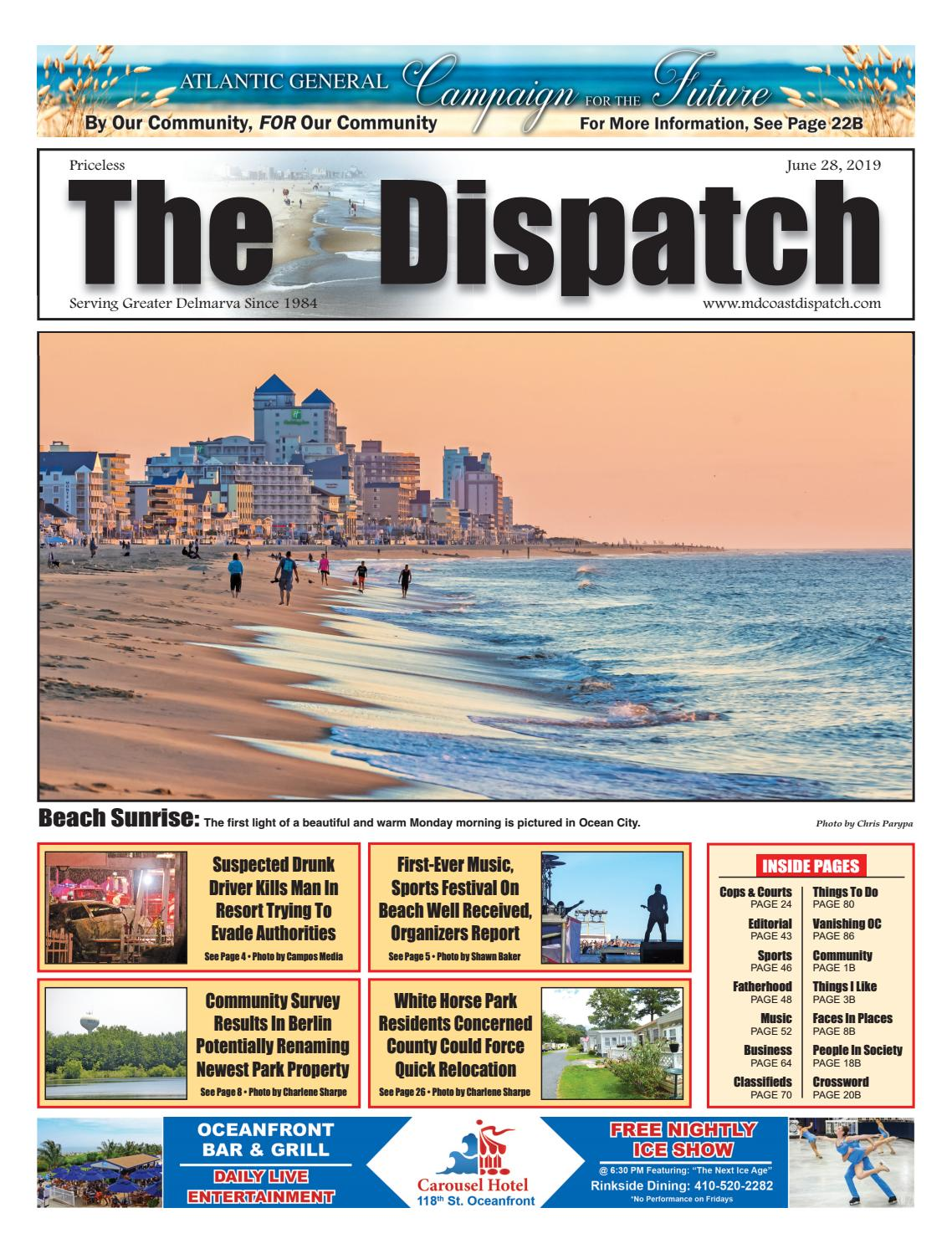 June 28 by mdcoastdispatch - issuu