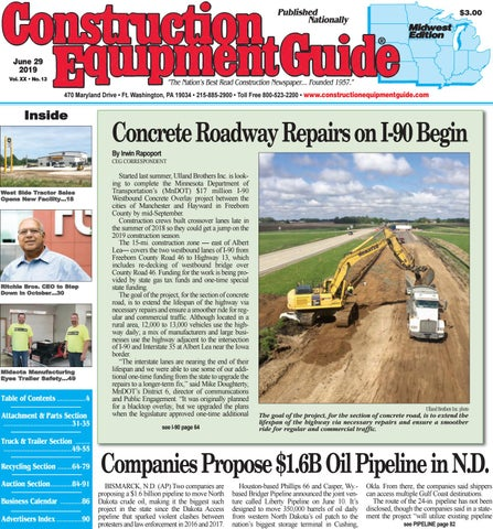 Midwest 13 June 29, 2019 by Construction Equipment Guide - issuu