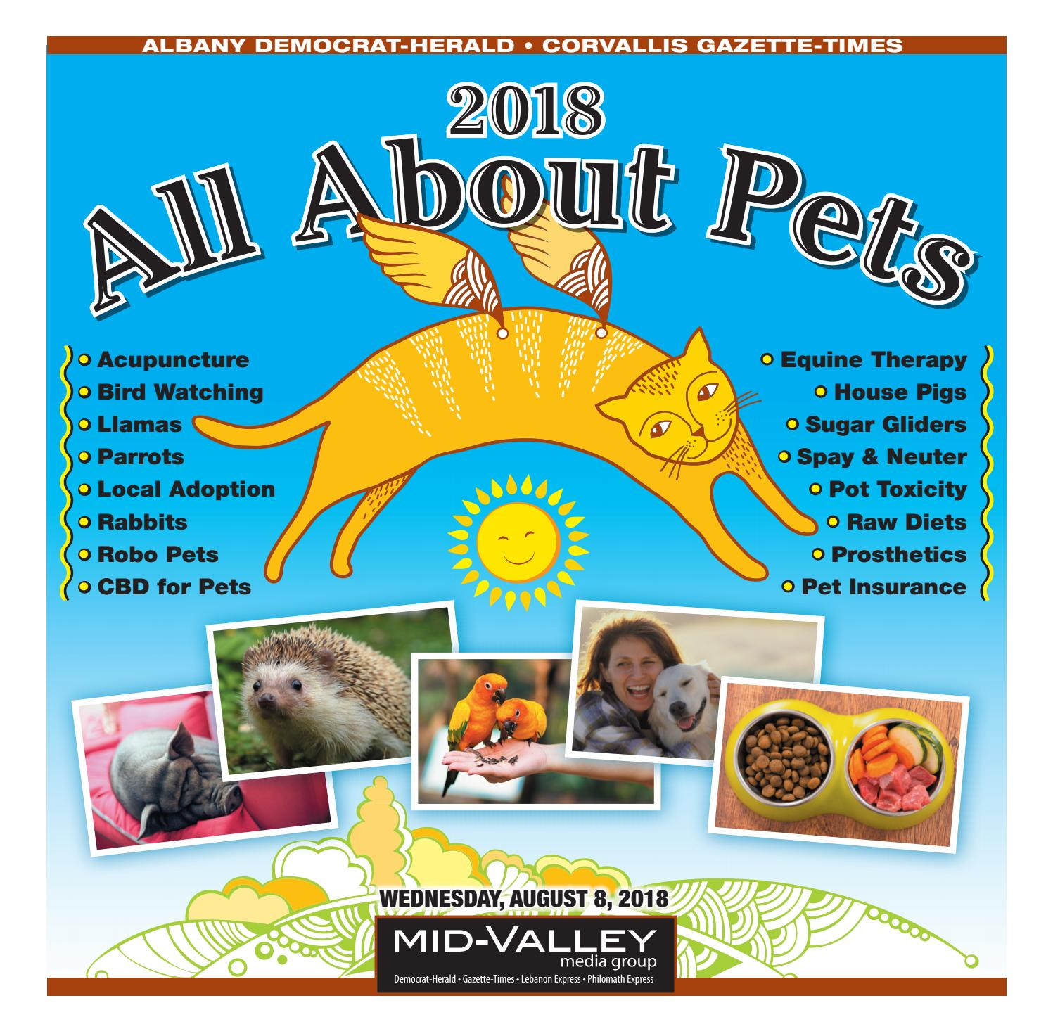 All About Pets 2018 by Mid-Valley Media - issuu