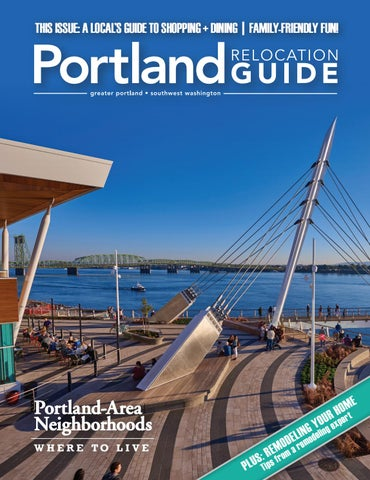 Portland Relocation Guide - 2018 Issue 2 by web-media-group