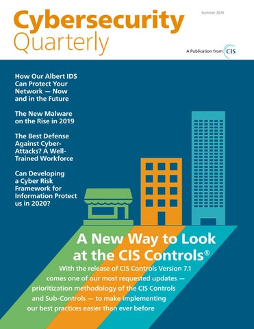 Cybersecurity Quarterly (Summer 2019) by Cybersecurity ...