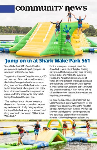 Page 14 of Jump on in at Shark Wake Park 561