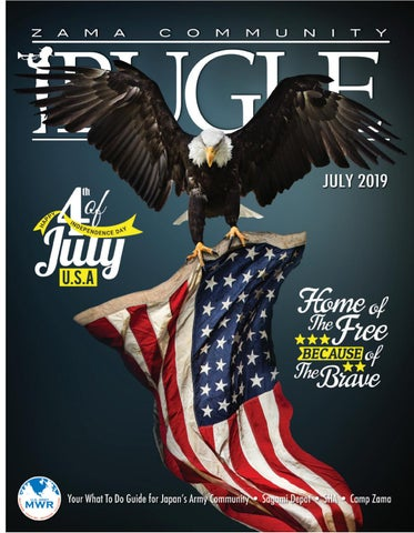July 2019 Bugle by Camp Zama MWR Marketing - issuu