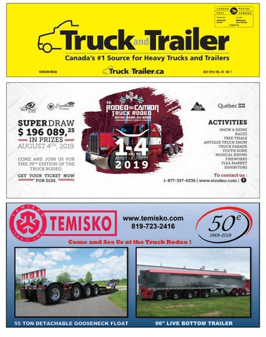 Truck and Trailer July 2019 by Annex Business Media - issuu