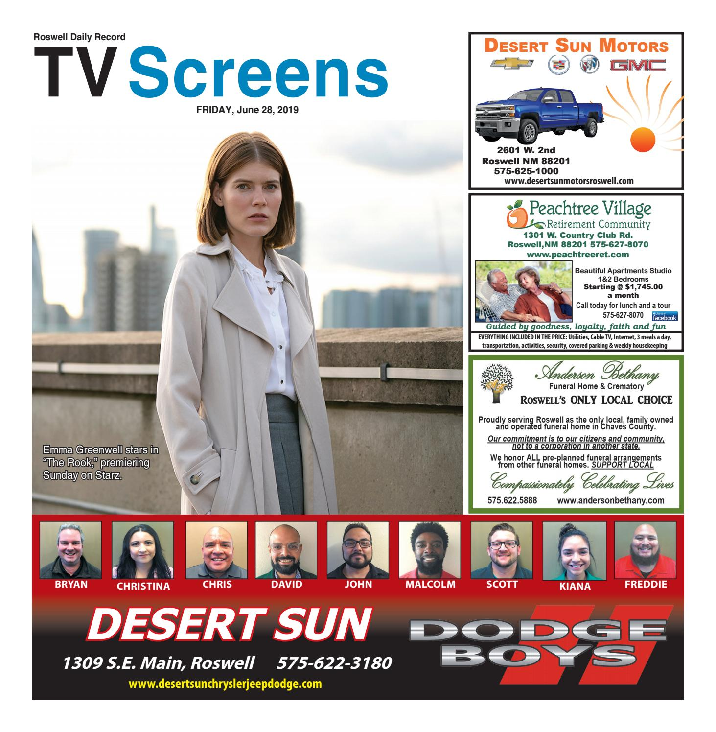 Screens 6 28 19 by Roswell Daily Record - issuu