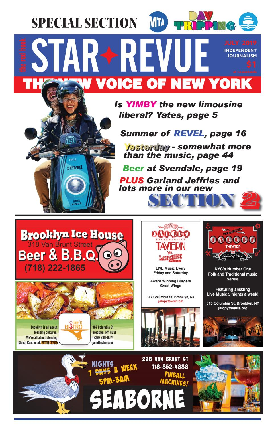 July 2019 Red Hook Star-Revue by George Fiala - issuu