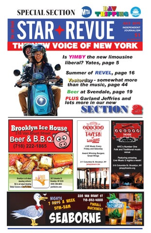 e714cc313 July 2019 Red Hook Star-Revue by George Fiala - issuu