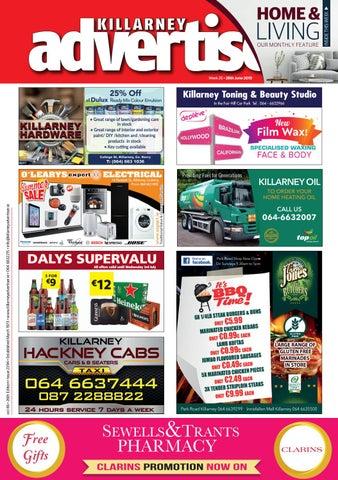 Killarney Advertiser 28th June 2019 by Killarney Advertiser