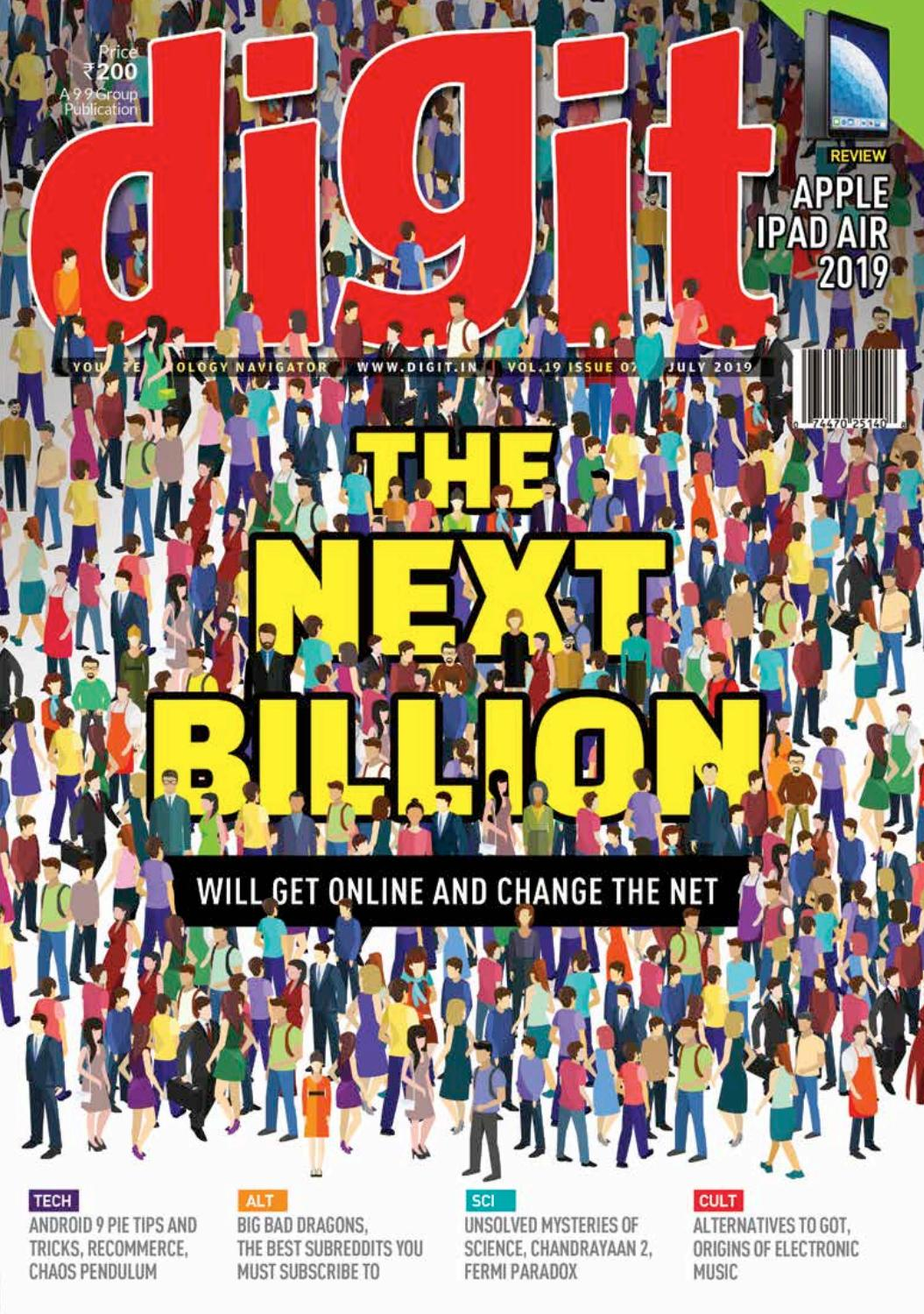Digit July 2019 by 9 9 Media - issuu