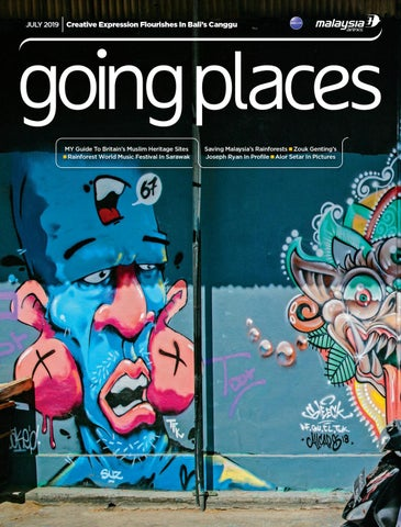 Going Places July 2019 by Spafax Malaysia - issuu