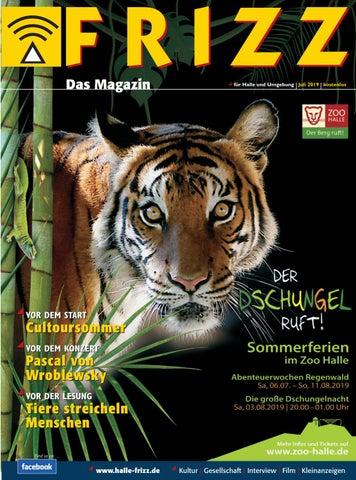 Frizz 0719 Halle By Frizz Das Magazin Issuu