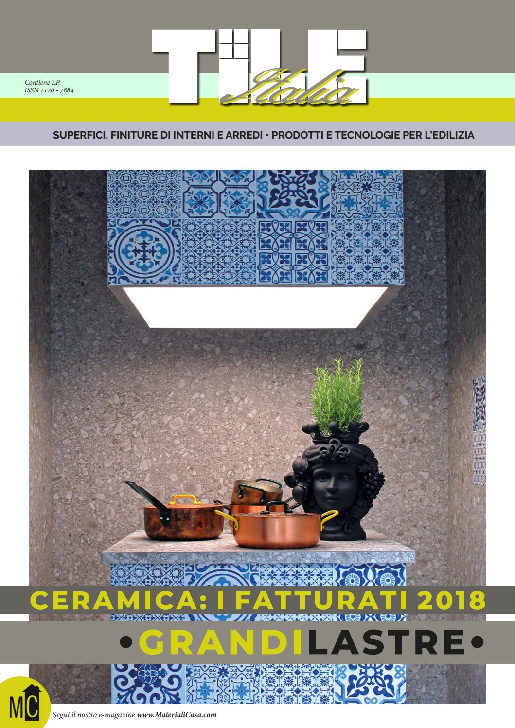 Le Migliori Marche Di Ceramiche tile italia 3/2019 by tile edizioni - issuu