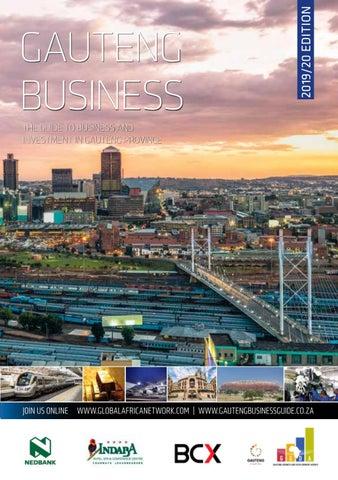 Gauteng Business 2019-20 by Global Africa Network - issuu