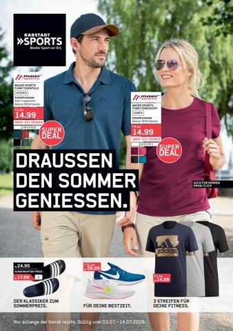 Karstadt Sports Prospekt KW27 by Karstadt Sports issuu