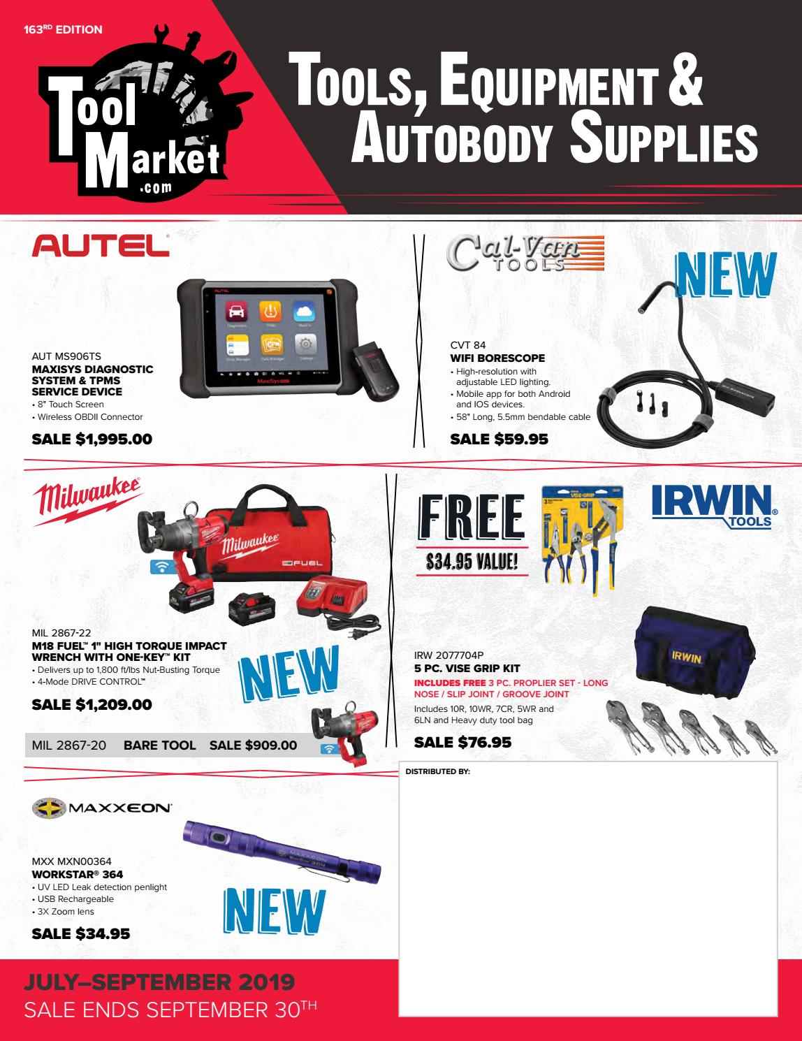 Tool Market Catalog by Neu Tool & Supply Corp  - issuu