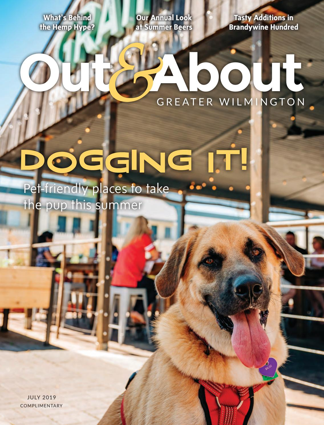 Doggin Americas National Parks (A Bark In The Park)