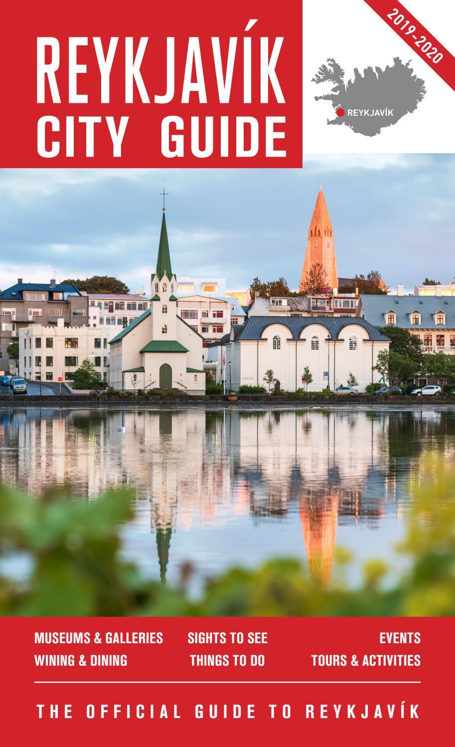 4ou Tour Dates 2020 Reykjavík City Guide 2019 2020 by MD Reykjavik   issuu