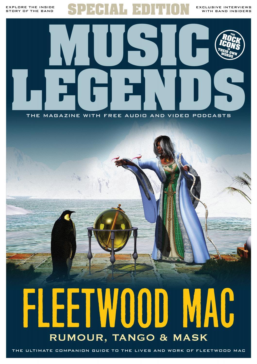 Music Legends – Fleetwood Mac Special Edition by codarecordsltd - issuu