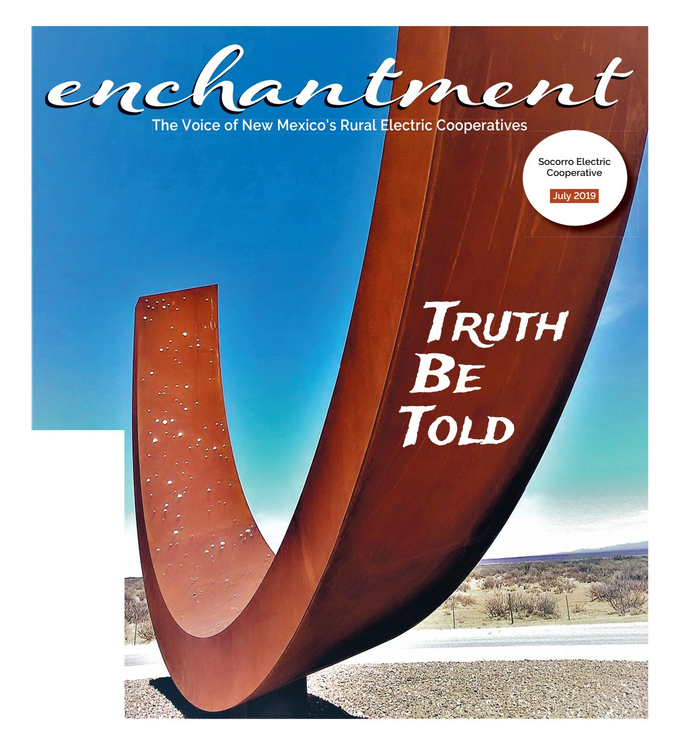 2019 July SOCO enchantment by New Mexico Rural Electric Cooperative