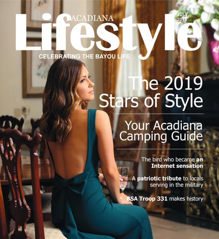 Acadiana Lifestyle July 2019