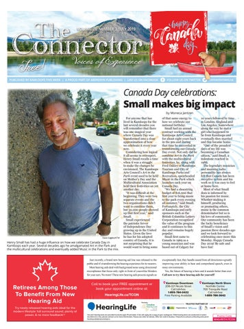 The Connector July 2019 by The Connector issuu