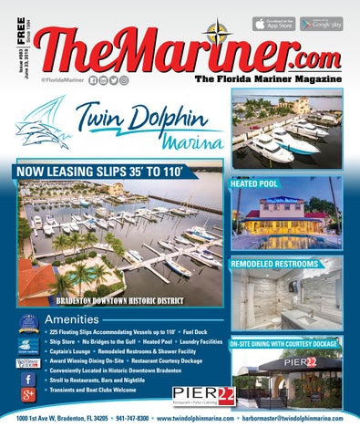 Issue 883 by The Florida Mariner - issuu
