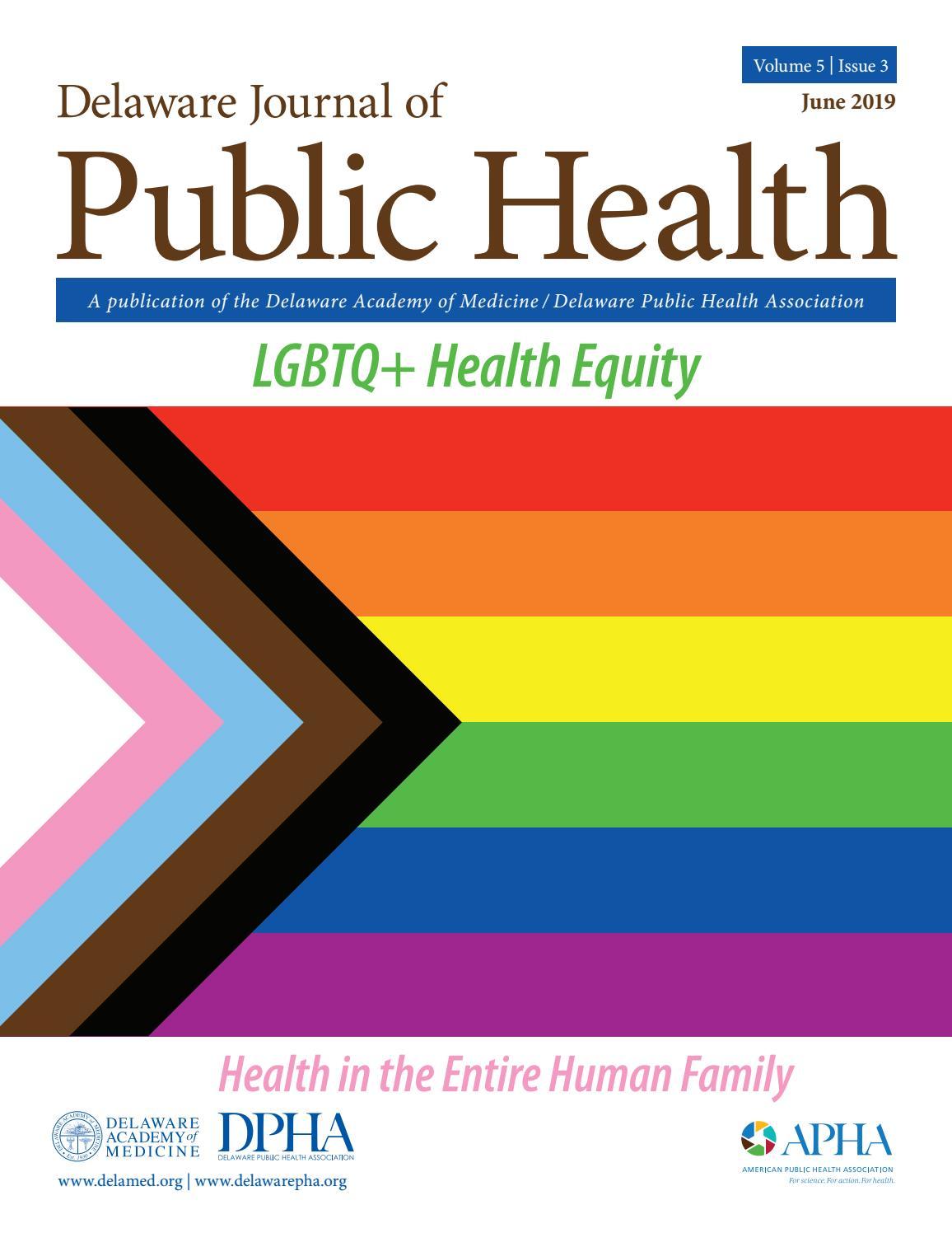 Astonishing Delaware Journal Of Public Health Lgbtq Health By Creativecarmelina Interior Chair Design Creativecarmelinacom