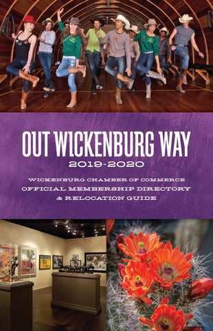 Wickenburg AZ Digital Publication - Town Square Publications