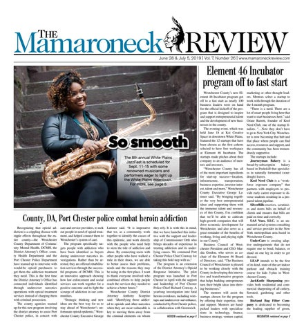 The Mamaroneck Review - Issuu