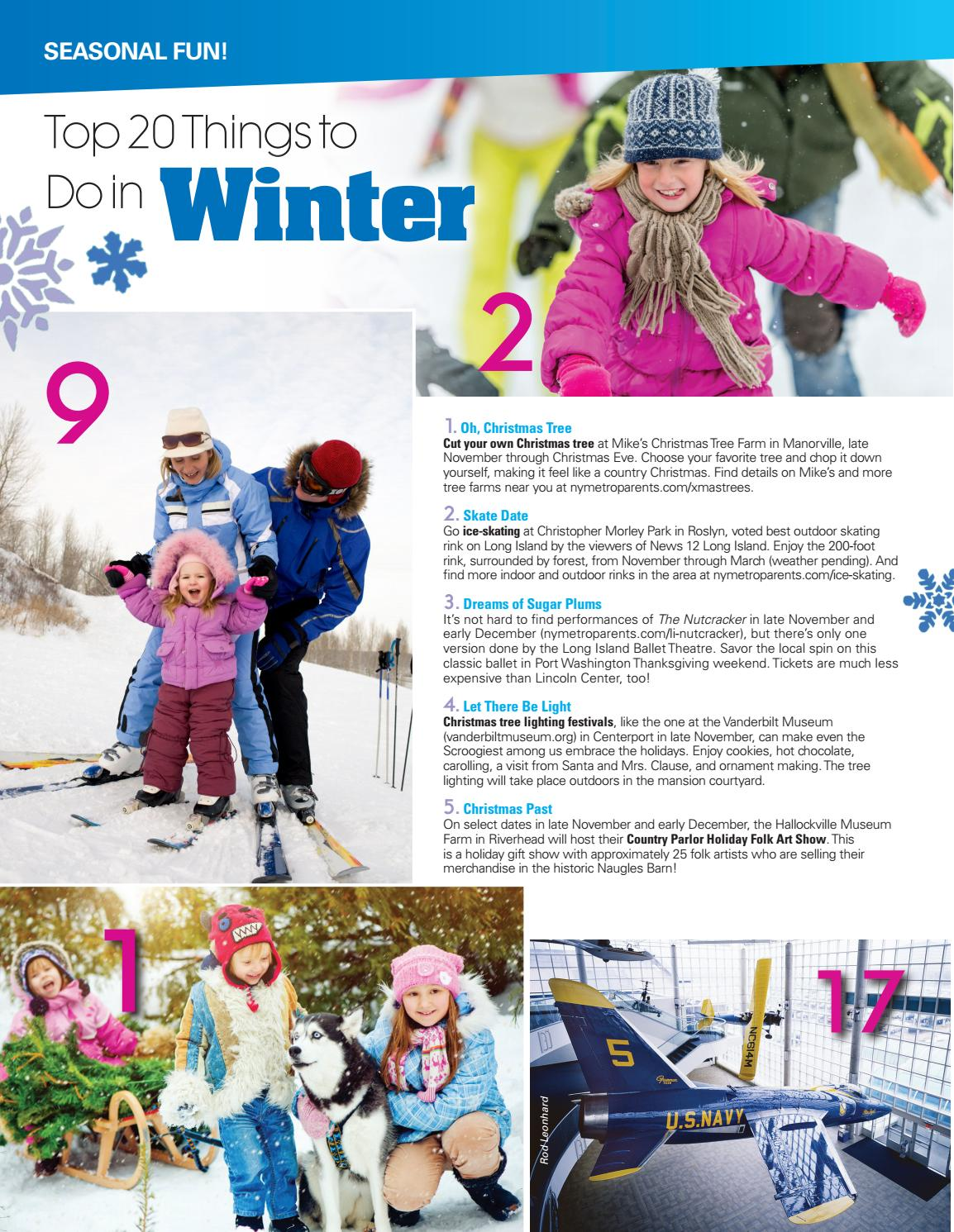 Cut Your Own Christmas Tree Long Island.Nassau Parent July 2019 By Davler Media Issuu