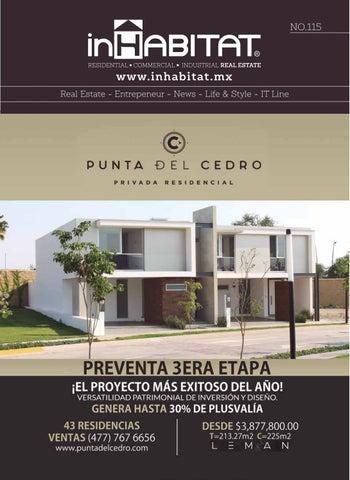 Revista Inhabitat Julio 2019 By Inhabitat Inmuebles Issuu