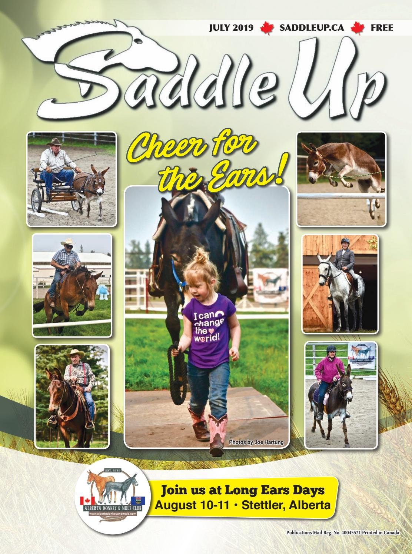 Saddle Up July 2019 by Saddle Up magazine - issuu