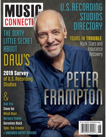 Music Connection July 2019 by Music Connection - issuu