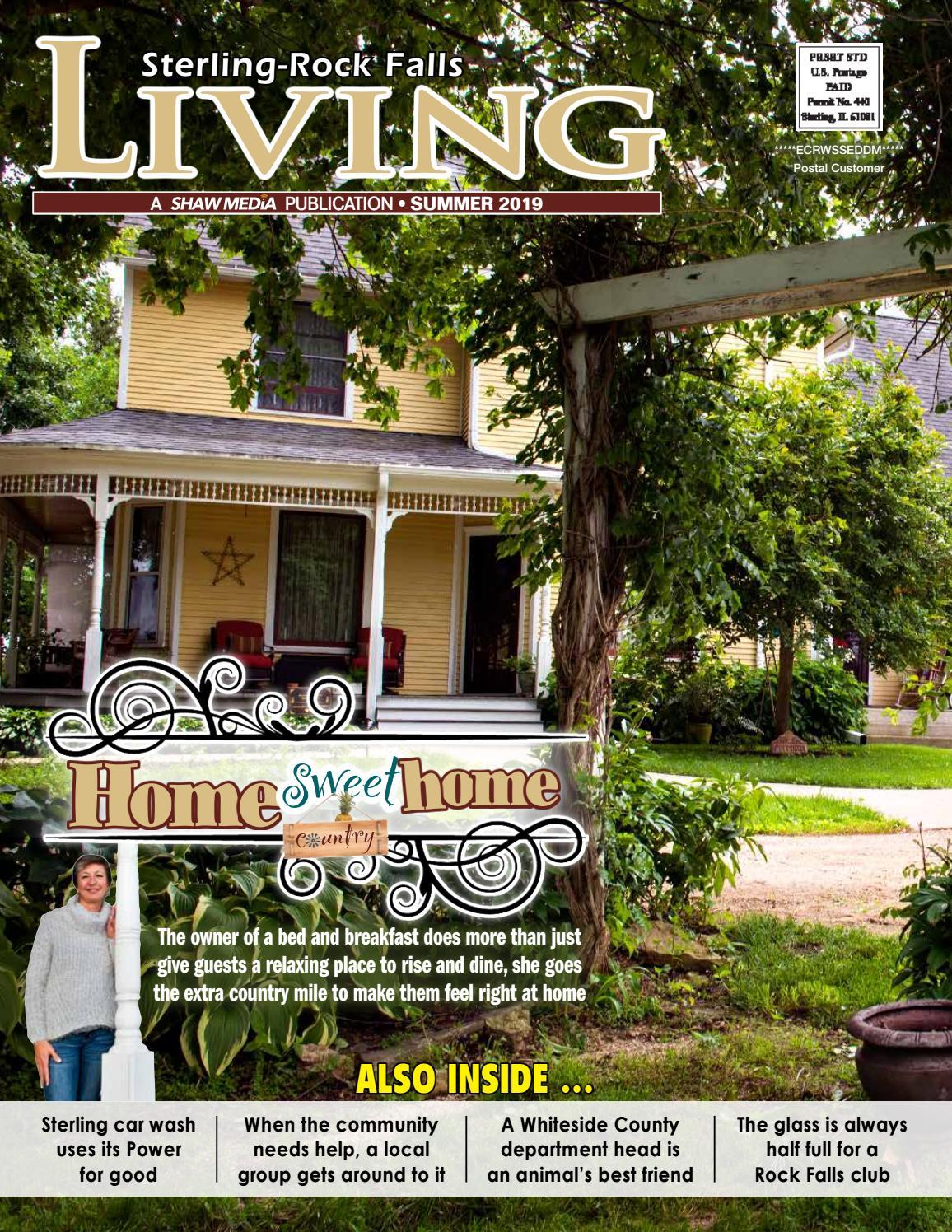 Whiteside County Fair 2020.Svm Sterling Rock Falls Living 070119 By Shaw Media Issuu