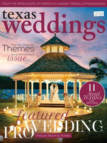 Palace Resorts Hotels on Texas Weddings by Bridal