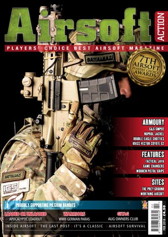 Issue 84 - February 2018 by Airsoft Action Magazine - issuu
