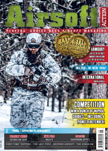 Issue 87 - May 2018 by Airsoft Action Magazine - issuu