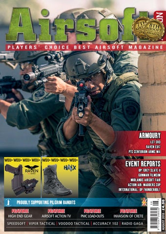 Airsoft Action - August 2018 by Airsoft Action Magazine - issuu