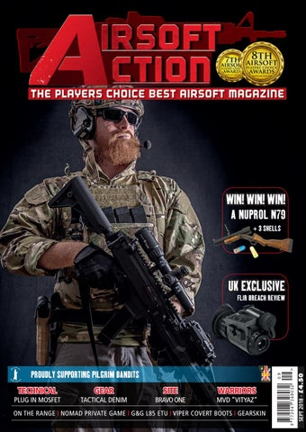 Airsoft Action - September 2018 by Airsoft Action Magazine