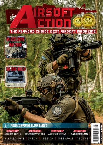 Airsoft Action - November 2018 by Airsoft Action Magazine