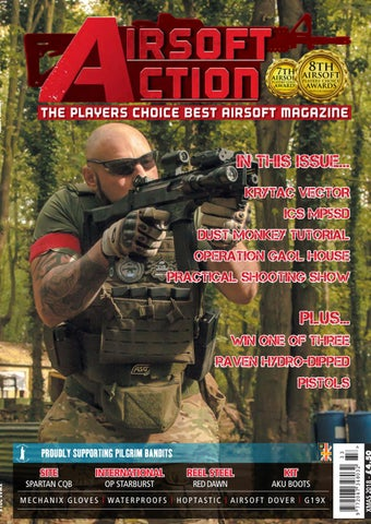 Airsoft Action - Xmas 2018 by Airsoft Action Magazine - issuu