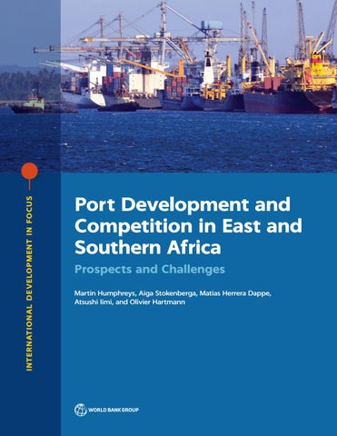 Port Development and Competition in East and Southern Africa