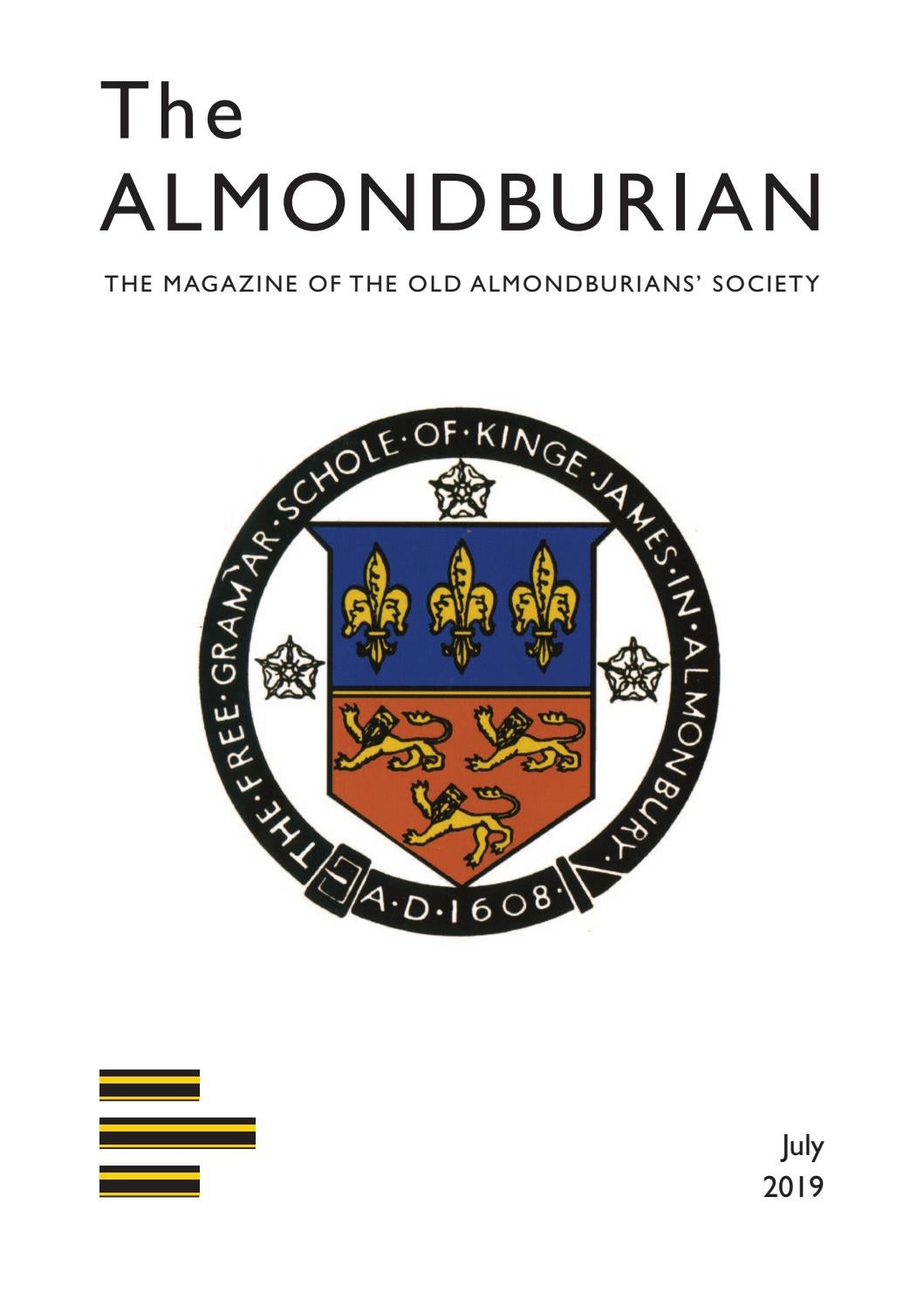 The Almondburian July 2019 by Roger Dowling - issuu on