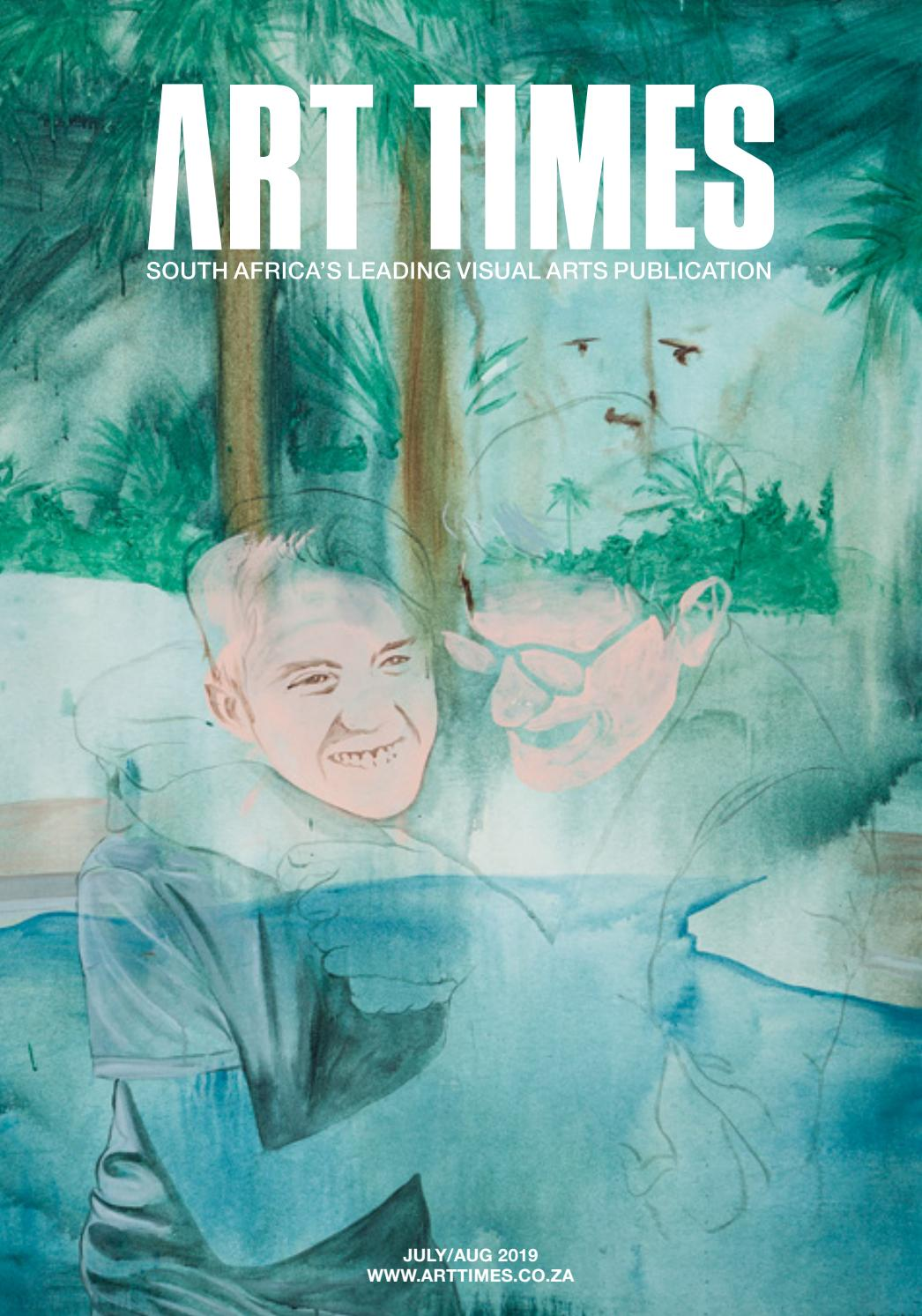 Pleasing Sa Art Times July Aug 2019 By Sa Art Times Issuu Gamerscity Chair Design For Home Gamerscityorg